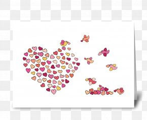 Love Confetti - Love Background Heart PNG