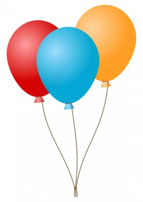 Birthday Clip Art - Balloon Birthday Clip Art PNG