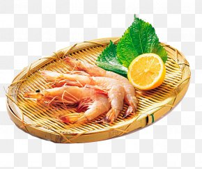 Shrimp - Caridea Recipe Prawn Fish As Food Dish PNG