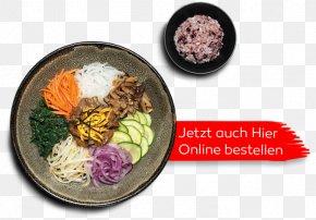 Korean Restaurant - Korean Cuisine Bibimbap Vegetarian Cuisine Food Recipe PNG