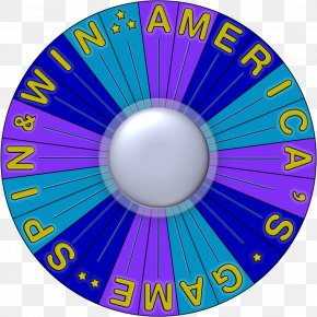 Wheel Of Dharma - Wheel Of Fortune 2 Game Show Television Show PNG