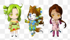 Doll - Doll Legendary Creature Animated Cartoon PNG