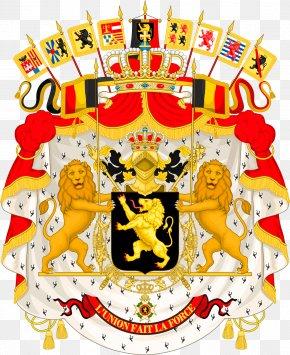 Symbol - Coat Of Arms Of Belgium National Emblem National Symbol PNG