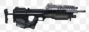 Assault Riffle - Halo: Reach Halo 3: ODST Halo 5: Guardians Halo: Combat Evolved PNG