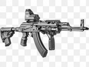 Ak 47 - AK-47 M4 Carbine Stock SOPMOD Firearm PNG