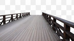 Dock Bridge - Bridge Clip Art PNG
