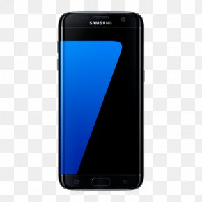 Samsung - Samsung GALAXY S7 Edge Smartphone LTE 4G Telephone PNG