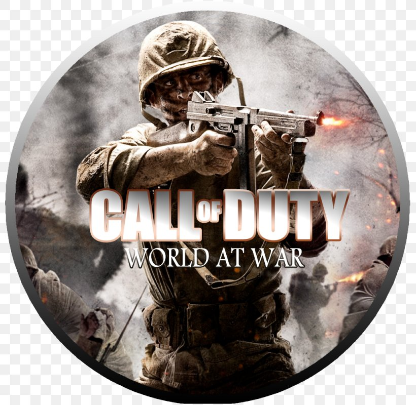 Call Of Duty: WWII Call Of Duty: World At War PlayStation 4 Video Game, PNG, 800x800px, Call Of Duty Wwii, Activision, Call Of Duty, Call Of Duty World At War, Firstperson Shooter Download Free