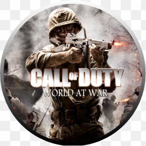 Call Of Duty - Call Of Duty: WWII Call Of Duty: World At War PlayStation 4 Video Game PNG