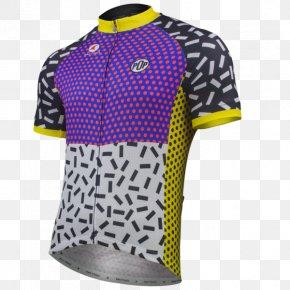 Pop Art Men - Cycling Jersey T-shirt Clothing PNG