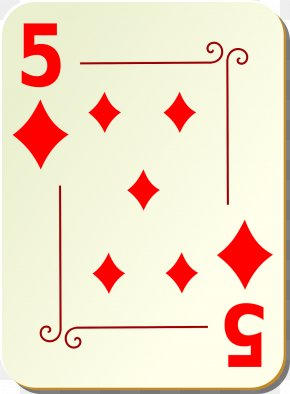 Diamond - Playing Card Card Game Ace Clip Art PNG