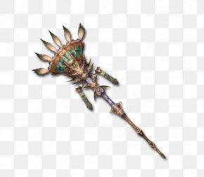 Granblue Fantasy Xolotl Deity Skill Weapon PNG