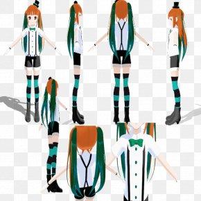 Hatsune Miku - Hatsune Miku Pumpkin MikuMikuDance Vocaloid PNG
