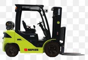 Car Parts - Clark Material Handling Company Forklift Elevator Material-handling Equipment PNG