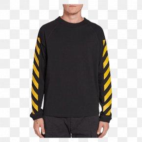 T-shirt - Long-sleeved T-shirt Long-sleeved T-shirt Hoodie Moncler PNG