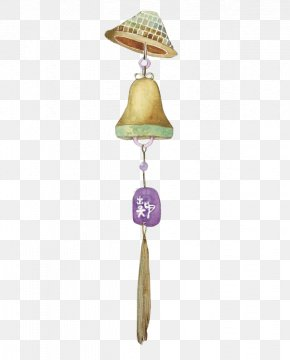 Japanese Wind Chimes - Wind Chime Icon PNG