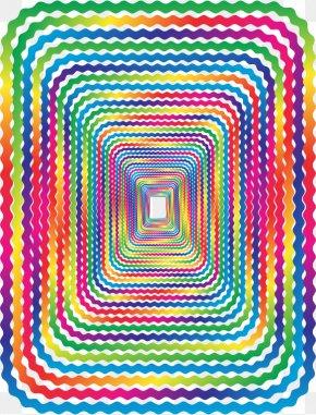 Wave Border - Desktop Wallpaper Clip Art PNG