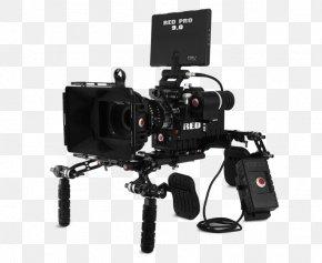 Camera Lens - Video Cameras Camera Lens Photographic Film RED EPIC-W PNG