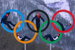 Olympics Rings - 2022 Winter Olympics 2010 Winter Olympics 2018 Winter Olympics 2020 Summer Olympics Olympic Games PNG