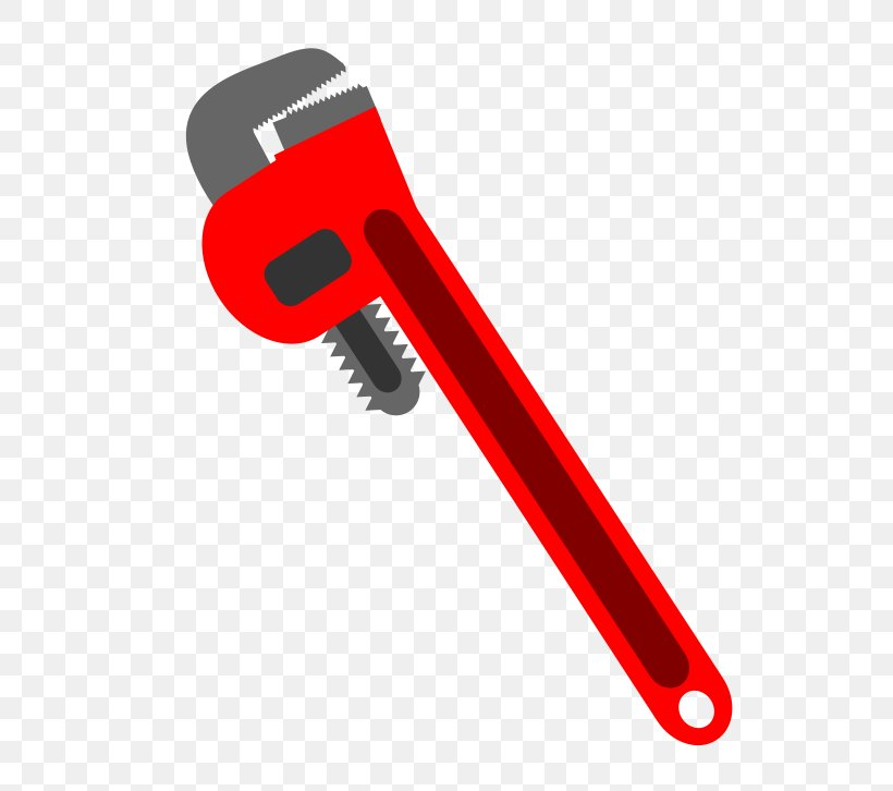Hand Tool Pipe Wrench Spanners Adjustable Spanner Clip Art, PNG, 568x726px, Hand Tool, Adjustable Spanner, Hardware, Monkey Wrench, Pipe Download Free