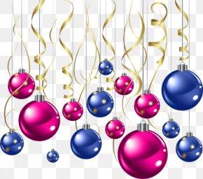 Christmas - Christmas Ornament Bombka Nativity Scene Clip Art PNG