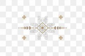 Eight Snowflake Pattern - Snowflake Schema Euclidean Vector Pattern PNG