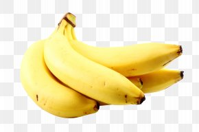 Banana - Banana Bread Crisp Fruit PNG