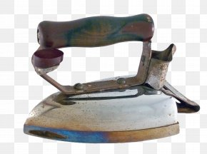 Old Iron - Clothes Iron Ironing Stock Photography Antique PNG