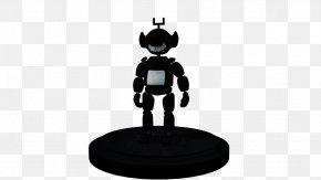 Minecraft Cave - Slendytubbies 2D Digital Art Figurine Robot PNG