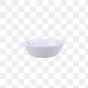 Corning Glass Ceramic Tableware Imported Pure White - Ceramic Tableware Sink Pattern PNG
