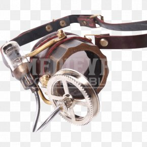 Steampunk Goggles - Steampunk Victorian Era Punk Subculture Goth Subculture Gothic Fashion PNG