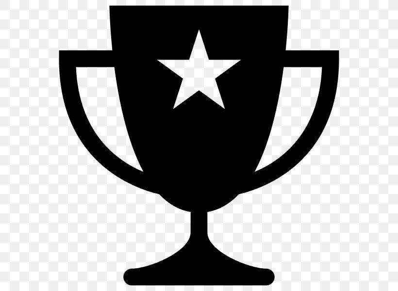 Trophy, PNG, 600x600px, Trophy, Artwork, Black And White, Drinkware, Filename Extension Download Free