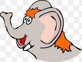 Elephant Clip Art - Elephantidae Download Asian Elephant Clip Art PNG