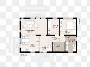 Villa - Kalmar County House Villa Floor Plan PNG