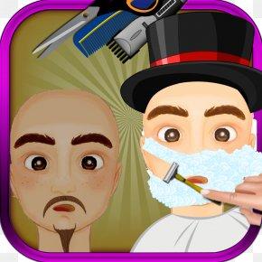 Barber Shop Logo - Nose Cheek Human Behavior Clip Art PNG