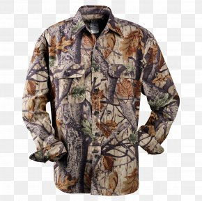 T-shirt - T-shirt Camouflage Blouse PNG