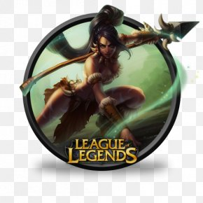 Nidalee Picture - League Of Legends Nidalee Runewars Icon PNG