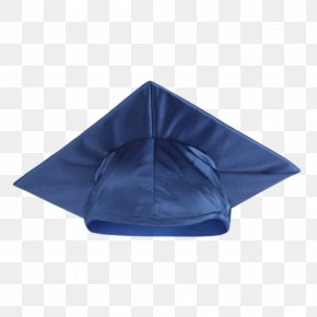 Graduation Gown - Square Academic Cap Blue Hat Graduation Ceremony PNG
