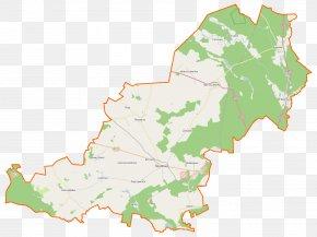 Map - Dobrzyca, Piła County Stara Łubianka Krępsko, Greater Poland Voivodeship Skrzatusz PNG