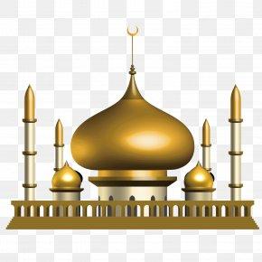 Vector 3D Ramadan Church - Mosque Islam Euclidean Vector Eid Al-Fitr PNG