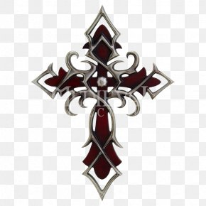 Gothic - Christian Cross Christian Art Christianity PNG