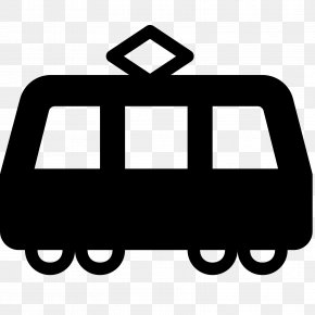 Car Icon Transport - Clip Art Trolley Transport Rapid Transit PNG