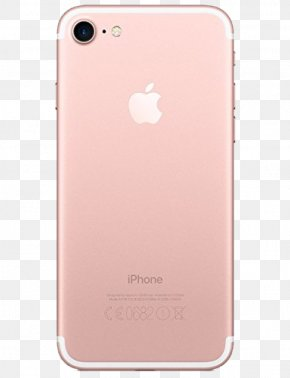 Apple Iphone - IPhone 7 Plus Telephone Apple Rose Gold PNG