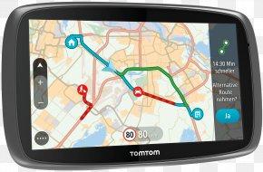 Gps - GPS Navigation Systems Satellite Navigation TomTom Traffic GPS Tracking Unit PNG