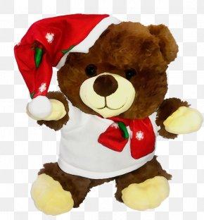 Textile Bear - Teddy Bear PNG