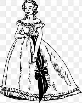 Dress - Dress Clothing Woman Clip Art PNG