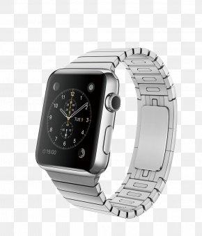 Apple Watch - Apple Watch Series 2 Stainless Steel PNG