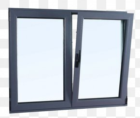 Windows Picture Material - Window Aluminium Glass Insulated Glazing Thermal Break PNG