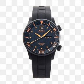 Mido Helmsman Series Mechanical Male Watch - Automatic Watch Mido Strap Luxury Goods PNG