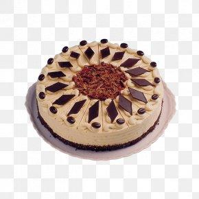 Chocolate Cake - Chocolate Cake Praline Mousse Torte PNG